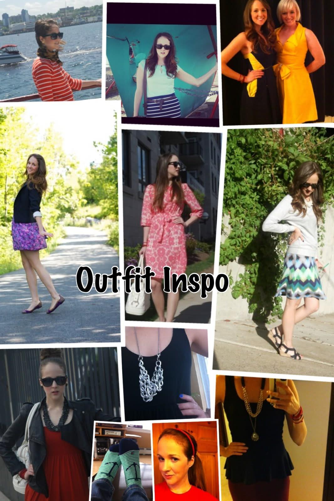Fashion Friday: Outfit Inspo Recap