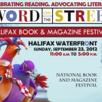 The Halifax Word on the Street Festival is Happening Today