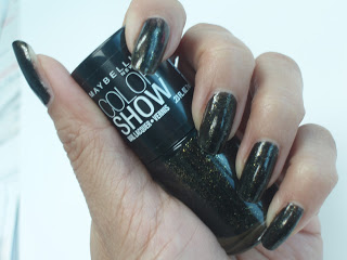 NOTD: Maybelline Twilight Rays