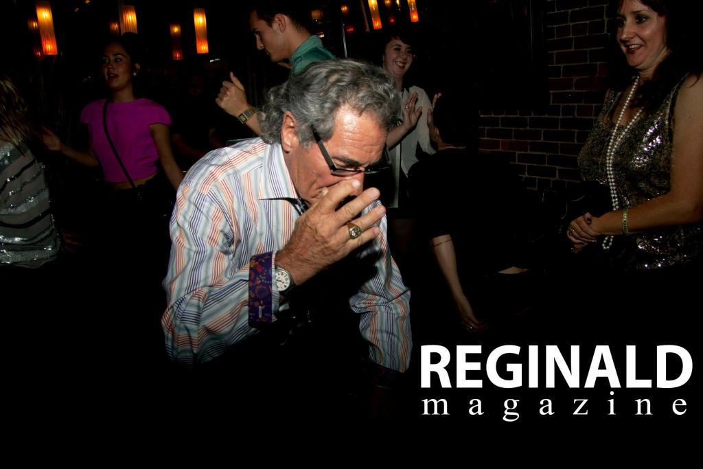 Reginald Magazine Fall Fashion Party