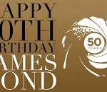 October 5th is Global James Bond Day