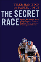 Willaim Hall Sports Book of the Year - The Secret Race by Tyler Hamilton