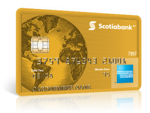 The Scotiabank Gold American Express Card