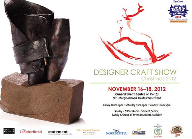Designer Craft Show   Christmas 2012
