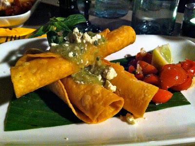 Food flying high at the Flying Fajita Sisters