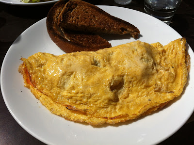 A relaxing brunch at Cafe Otto