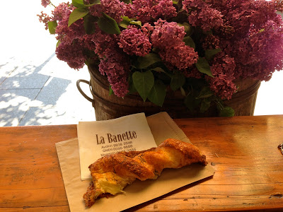My go-to bakery is La Banette