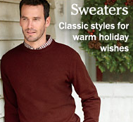 You know what LL Bean, you can be my boyfriend