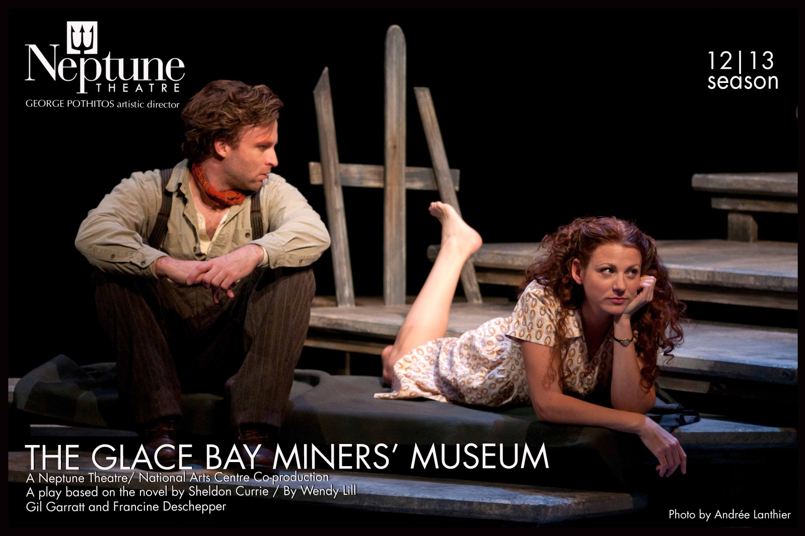 Neptune Theatre Presents: The Glace Bay Minors' Museum