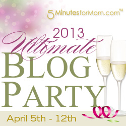 The Ultimate Blog Party Common Cents Style and Blurb Book Giveaway