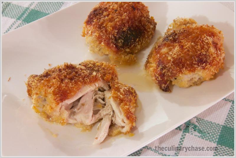 Honey-Crisp Oven-Fried Chicken byThe Culinary Chae