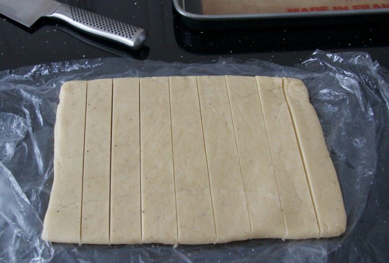shortbread by The Culinary Chase