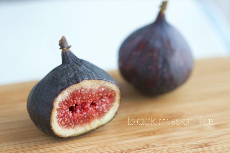 black mission figs by The Culinary Chase