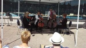 Rhapsody Quintet makes music in Dartmouth