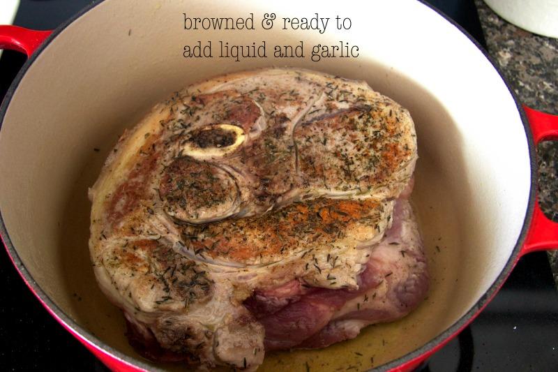 pork shoulder roast