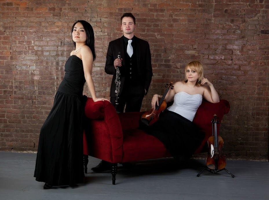 Zodiac Trio brings their eclectic music mix to the Dartmouth Community Concert Series
