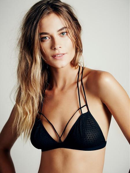 strappy bra