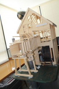 Model of the Powehouse