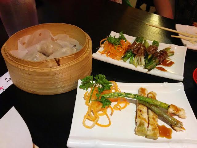 dumplings and teppanyaki 2