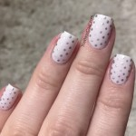 My NOTD is @bonitacolors Chrome My Nail over @essiecanada Marshmallow with a matte topcoat! This look is very girly but subtle. I love it ? #notd #nails #nailart #nailpolish #nailblogger #vegas_nay #laurag_143 #thenailartstory #nails2inspire #nailartohlala #fabulouslytrendy #sgnailartpromote #nailitdaily #craftyfingers #nailartpromote #nailartwow #nailsofinstagram #polishednails #npa