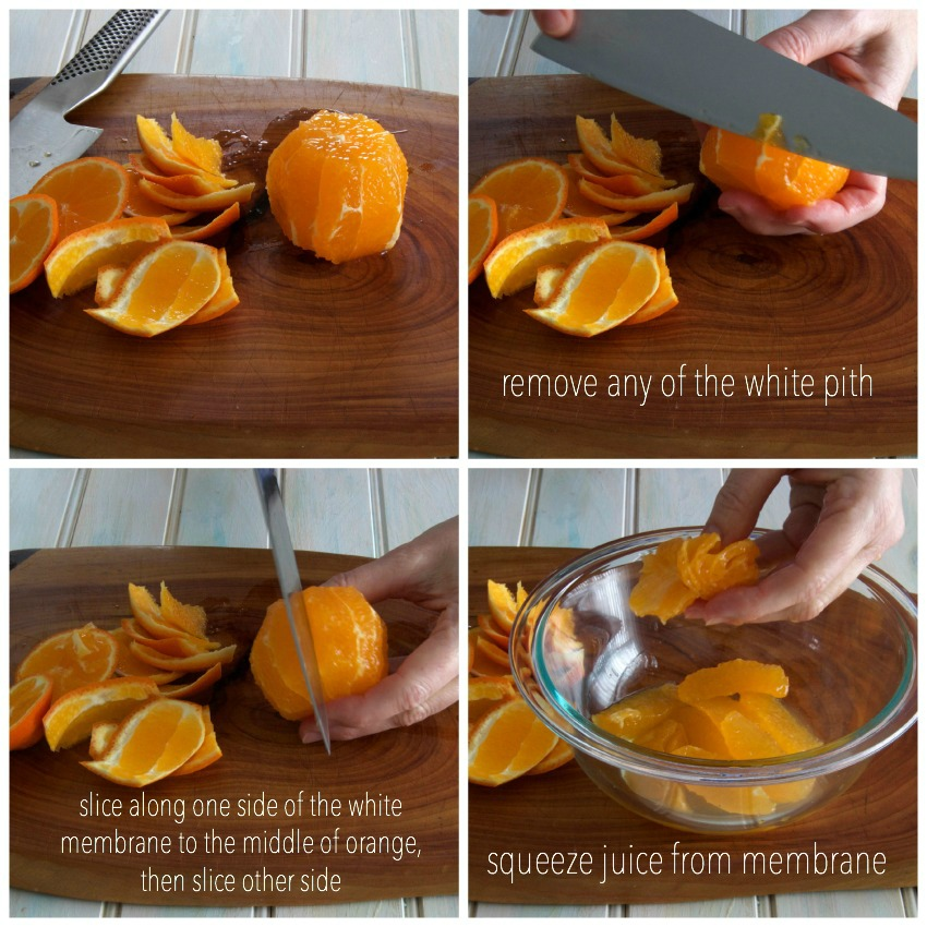 Orange Slice Collage 2