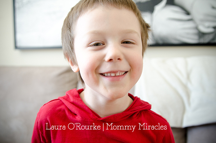 A Love Letter to a 5 Year Old | Mommy Miracles