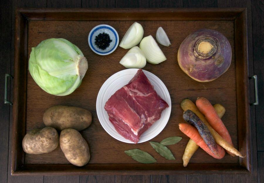 corned beef ingredients