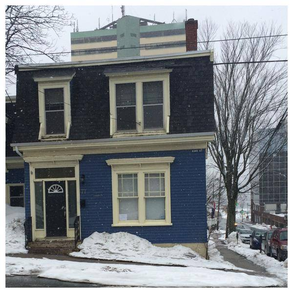 Future home of Humble Pie moving into a permanent home on King @ Ochterloney  more tasty everyday eats for Downtown Dartmouth I do love their savoury meat pies!