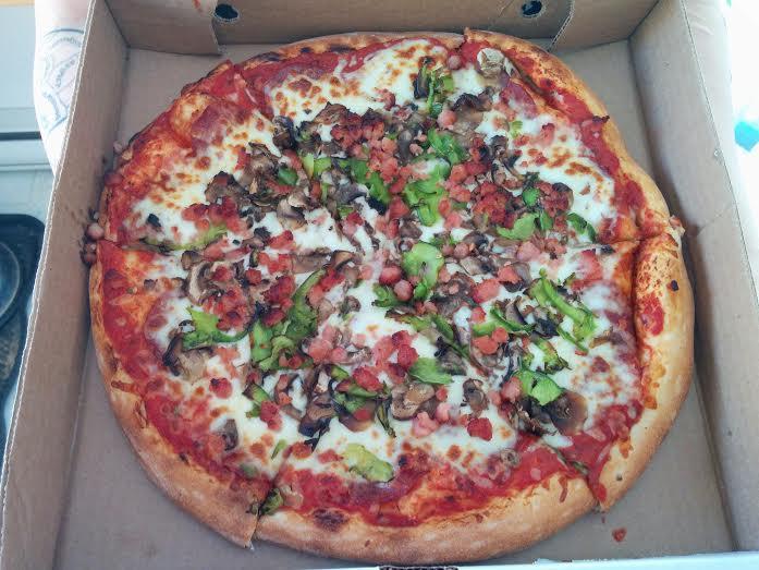 Pizza Girls