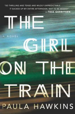 The Girl on the Train | #MomsReading book choice for April 2015