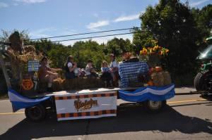 Oktoberfest Float