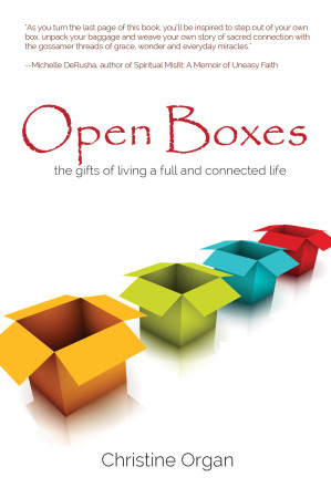 Open Boxes by Christine Organ
