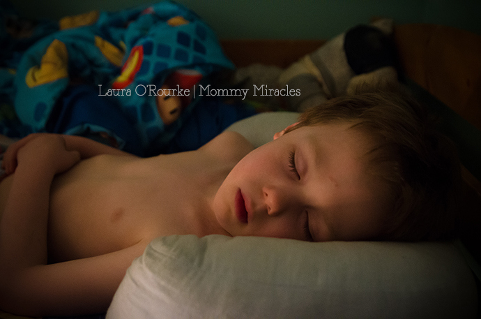 What It Feels Like To Be Needed on Mommy-Miracles.com