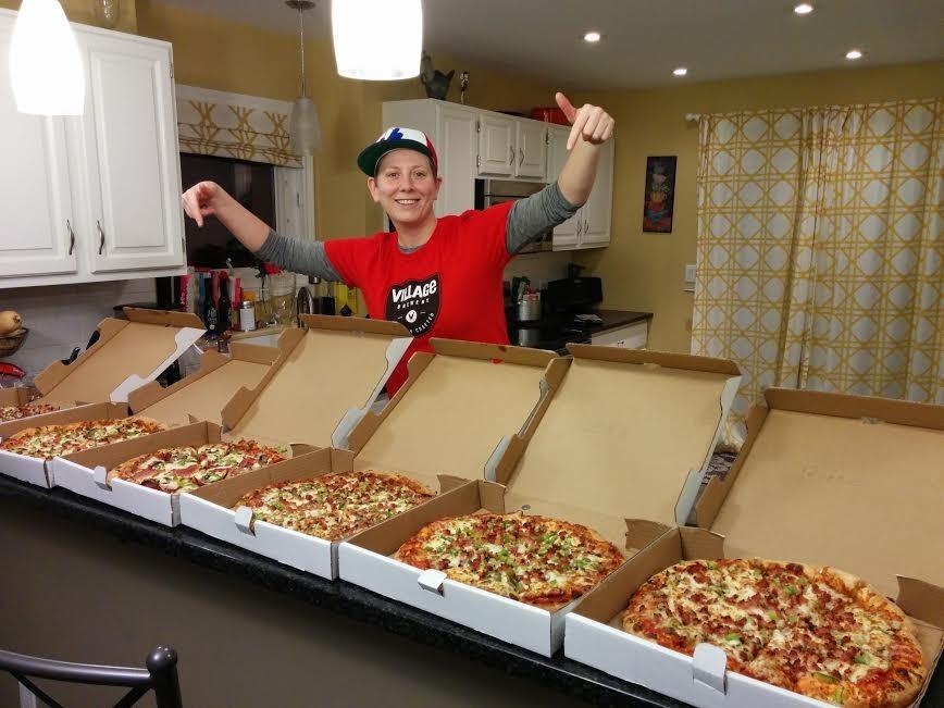 pizzas me