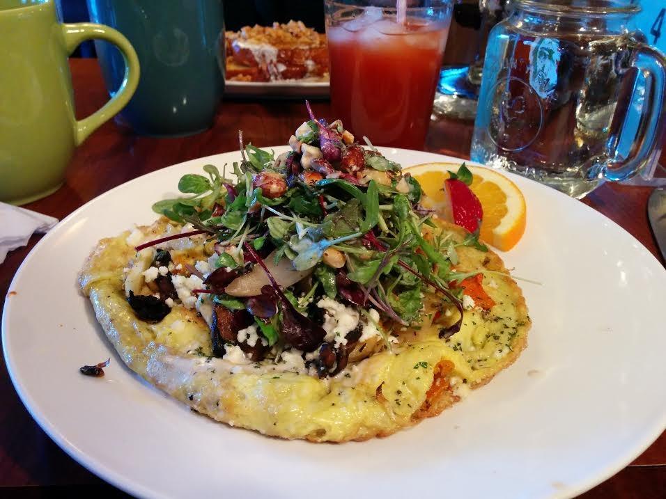 Coastal omlet 3