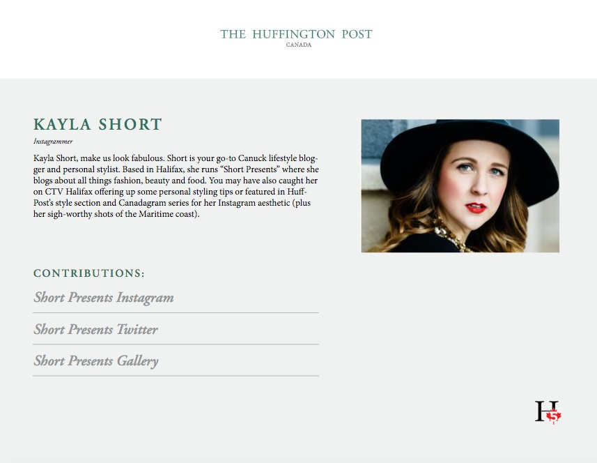 Kayla Short, Short Presents,