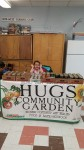 Having fun selling preserves