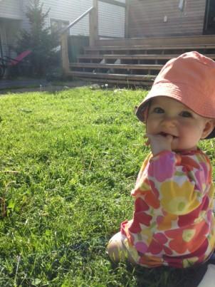 Eleanor - one year