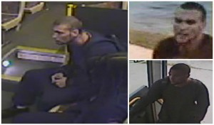 robbery suspect collage