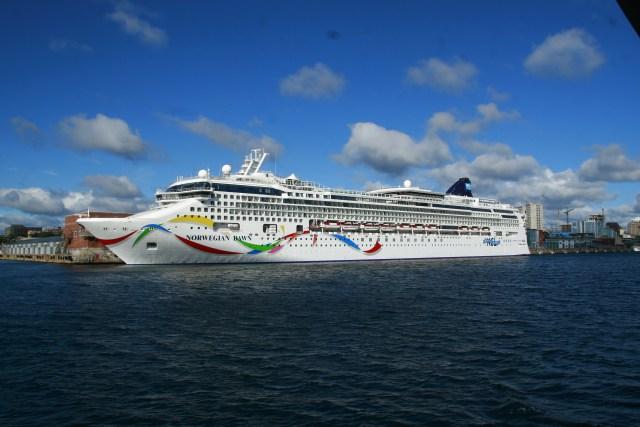 Sunday Cruise Ships.