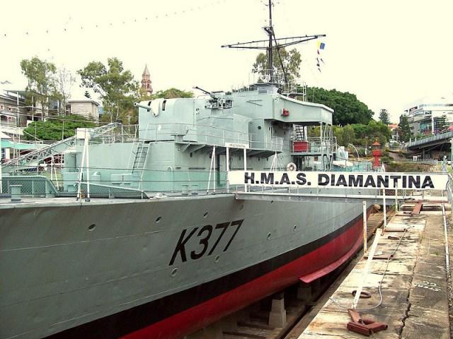 Veteran Ships of the Second World War.