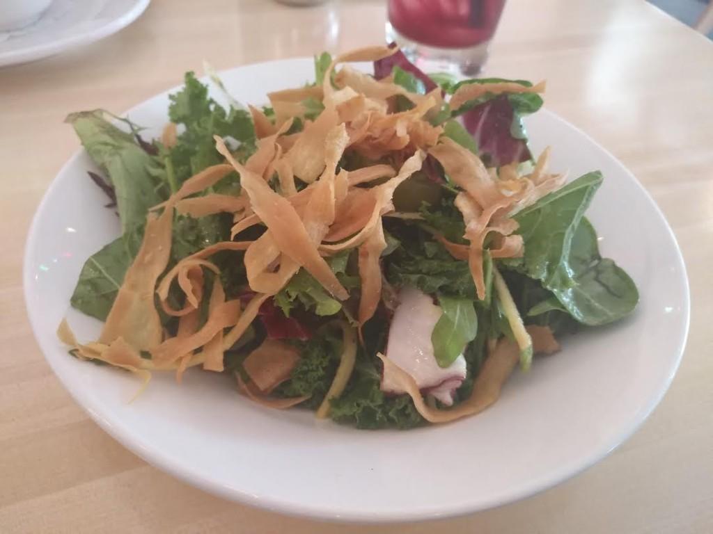 Mappatura green godess salad
