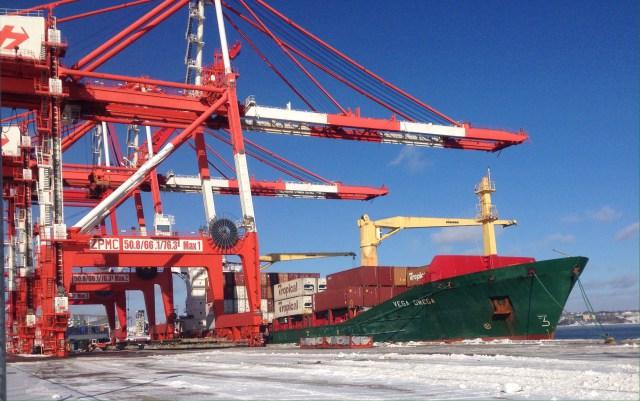 Vega Omega Kicks off Tropical Shipping's service