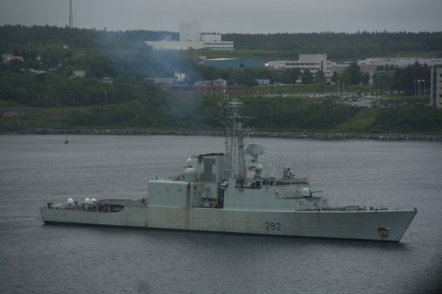 The Last Tribal, HMCS Athabaskan to be Paid off in March