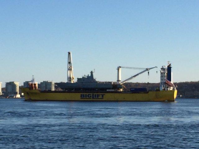 Shiping Ships