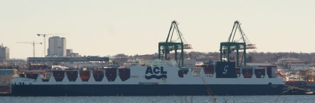ACL G4 #3 Atlantic Sea
