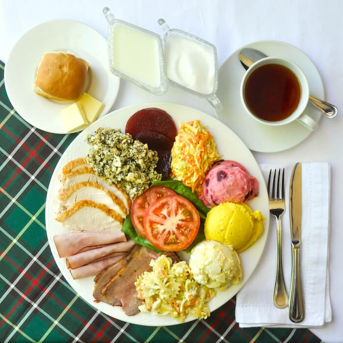 cold plate rock recipes