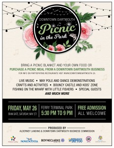 PICNIC IN PARK REVISED POSTER