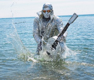 Silver Elvis_water