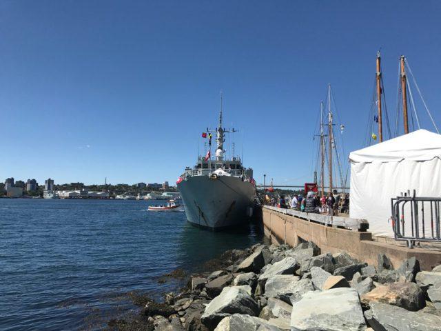 RDV2017 – the Dartmouth Side.